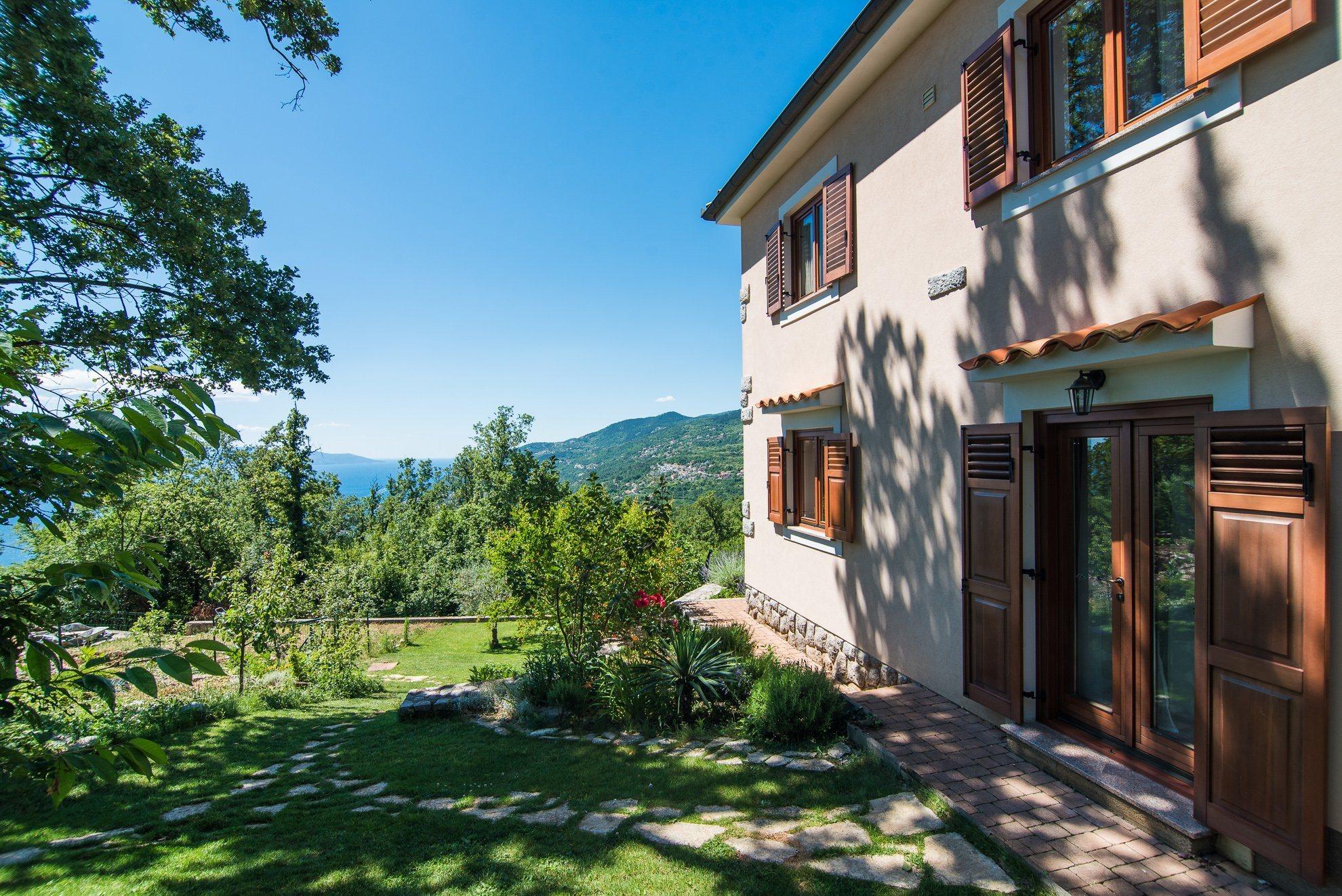 Villa Marina Opatija Kvarner Croatia House